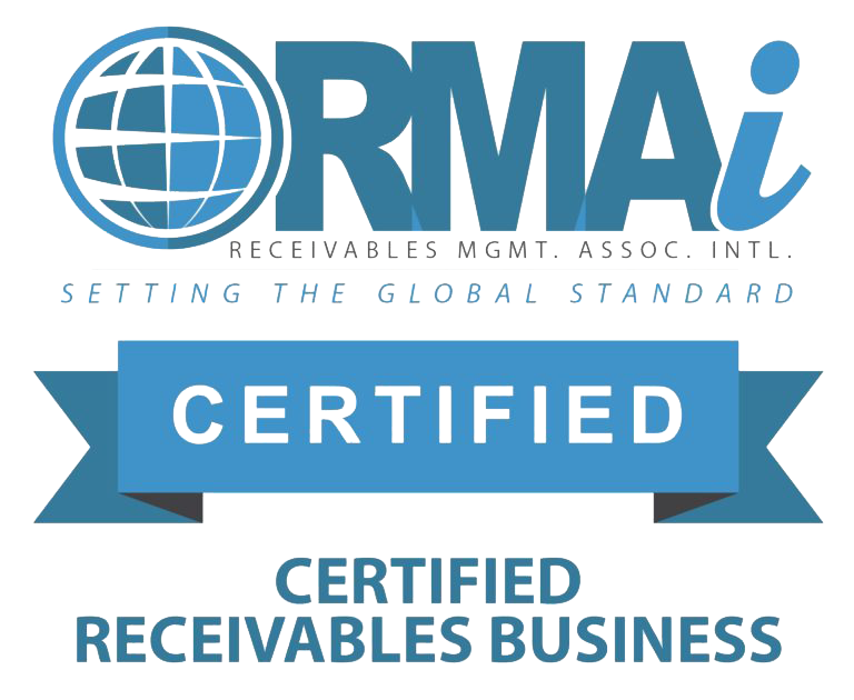 RMA Certified Professional Receivables Company
